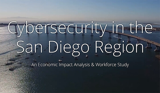 cybersecurity in San Diego EIA workforce study
