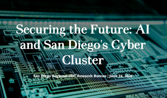 Securing the Future: AI and San Diego's Cyber Industry Study Webtool